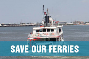 SAVE OUR FERRIES