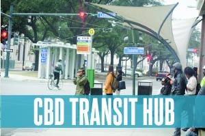 CBD Transit Hub