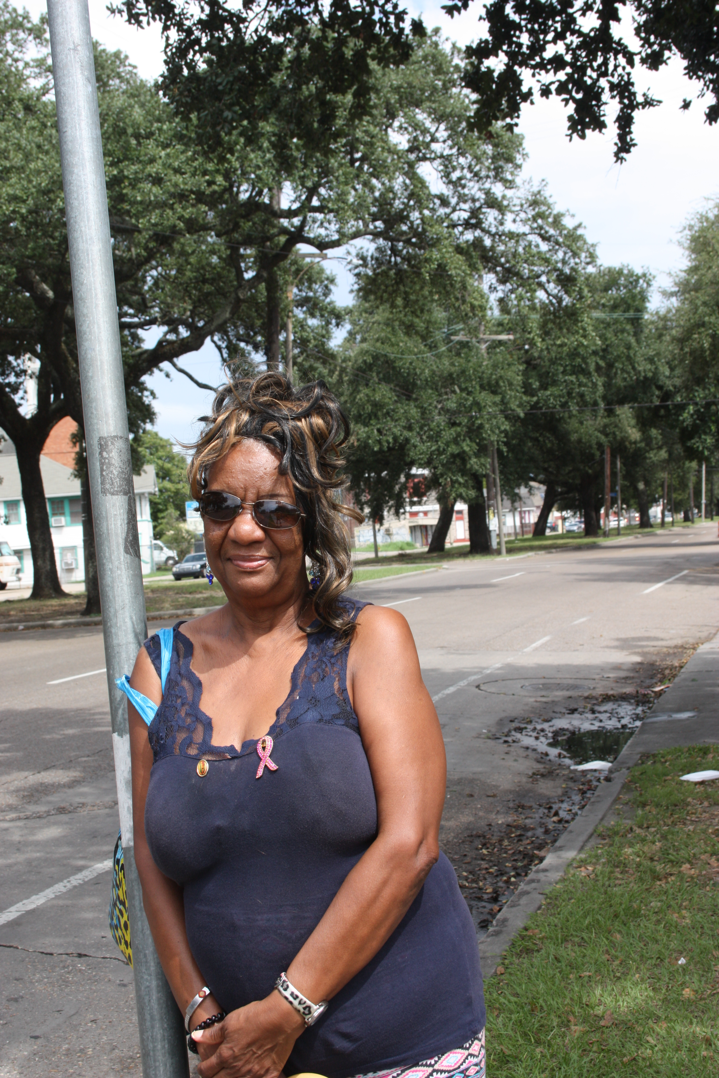 St Claude Rampart Transit Riders Ride New Orleans